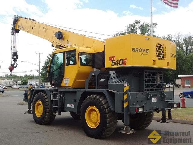 2013 Grove RT540E - 40 Ton Rough Terrain Crane